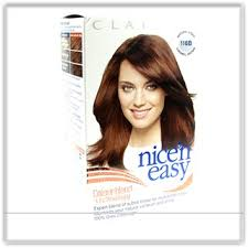 Clairol Nice n Easy 116B Natural Light Caramel Brown