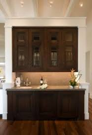Wet Bar In The Hearth Room Off Kitchen