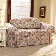 Rv Jackknife Sofa Slipcover Centerfieldbar by Floral Print Sofa Slipcovers Comfortable And Unique Sofas