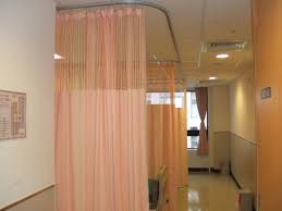 Cubicle Curtain Track Singapore by Hospital Curtains Mommaon Decoration