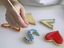 verzieren mit zuckerguss lecker