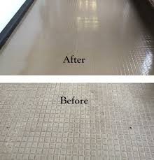 vinyl composition tile cleaning necs