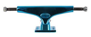 Krux Krome Skateboard Trucks - Blue | Krux Skateboard Trucks For ...