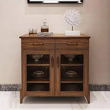 Stylish Wooden Multi Function Cabinet My Aashis