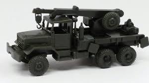 100 5 Ton Military Truck Buffalo Road Imports GMC Water Tanker MILITARY TRUCKS Plastic Model