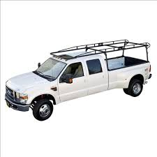 100 Pro Rack Truck Rack Kargo Master Heavy Duty II Ladder For Full Size Pickup