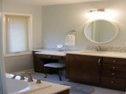 Bathroom Vanities With Matching Makeup Area by Contemporary Makeup Vanity Table Foter