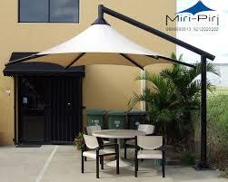 Best Of Cantilever Tensile Umbrella Manufacturers