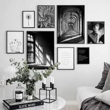 moderne abstrakte skandinavien stil szene leinwand malerei