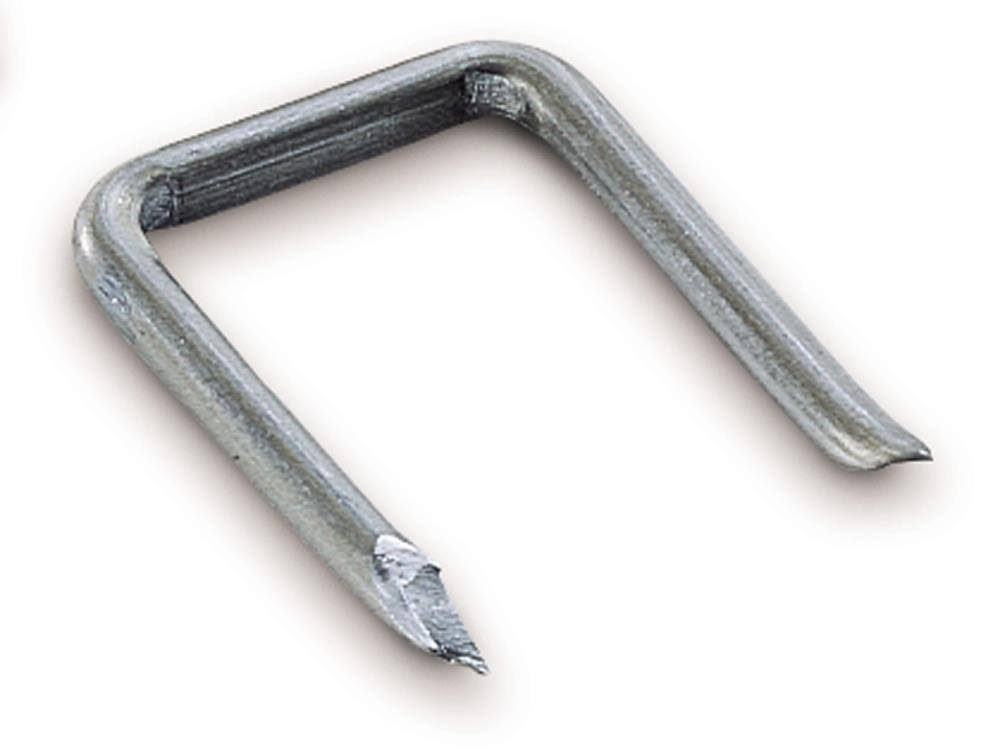 "Gardner Bender MS-175 Metal Cable Staples - 9/16"", 100 pack"
