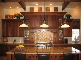 Decorating Top Of Kitchen Cabinets Above Cabinet Decor Spaces With Categoryspaceslocationsacramento