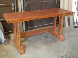 to make a workbench