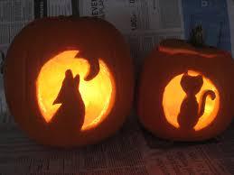 Werewolf Pumpkin Carving Ideas by Halo Pumpkin Carving Wolf Patterns Patterns Kid