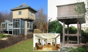 100 Grand Designs Lambeth Water Tower Tank Home In Kent On Sale For 895k
