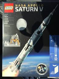 Apollo Saturn V 21309 Available At Barnes And Noble In Plymouth ...