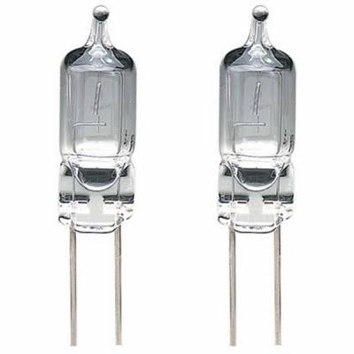 Four Seasons Courtyard 241517 Halogen Bulb Set, Warm White, 220 Lumens, 20-Watt, 2-Pk. by True Value