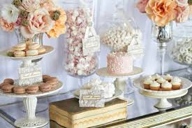 It Is A Great Way To Reveal Your Theme While Entertaining Guests With Amazing Sweets Dessert Table Simple