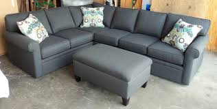 Rowe Furniture Sofa Bed by Grey Sectional And Ottoman Make The Light Pattern And Coastal