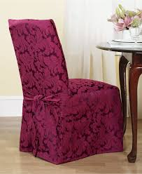 Scroll Dining Room Chair Slipcover | My Future Apartment ... Jf Chair Covers Excellent Quality Chair Covers Delivered 15 Inexpensive Ding Chairs That Dont Look Cheap How To Make Ding Slipcovers Tie On With Ruffpleated Skirt Canora Grey Velvet Plush Room Slipcover Scroll Sure Fit Top 10 Best For Sale In 2019 Review Damask Find Slipcovers Design Builders