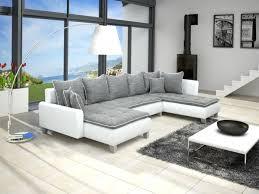 canapé design blanc canapé canapé blanc unique salon design noir et blanc nouveau