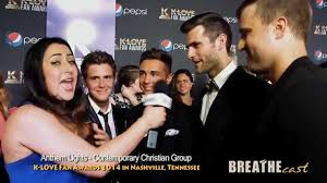 Anthem Lights Talk New Album and Alan Powell s Movie The Song