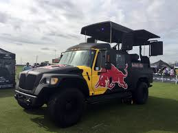 Red-Bull-Truck - The GOLFTEC Scramble