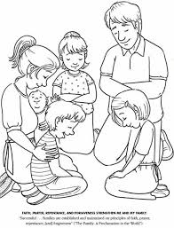 First Rate Lds Prayer Coloring Page 20 Best Para Colorear Images On Pinterest
