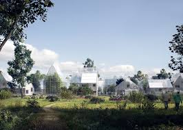 100 Self Sustained House EFFEKT Designs Villages That Produce All Food And Energy
