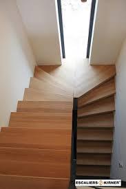 l escalier design moderne autoporteur suspendu métalique 67 68