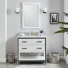 paulita 37 single bathroom vanity set