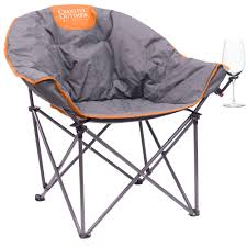 Creative Outdoor Bucket Moon Wine Chair - Orange Gray, Orange Grey ... 22x28inch Outdoor Folding Camping Chair Canvas Recliners American Lweight Durable And Compact Burnt Orange Gray Campsite Products Pinterest Rainbow Modernica Props Lixada Portable Ultralight Adjustable Height Chairs Mec Stool Seat For Fishing Festival Amazoncom Alpha Camp Black Beach Captains Highlander Traquair Camp Sale Online Ebay