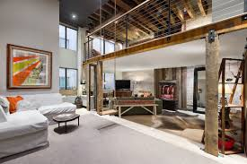 100 Lofts In Tribeca 165M Loft Is Equal Parts Oldschool Downtown And Rustic