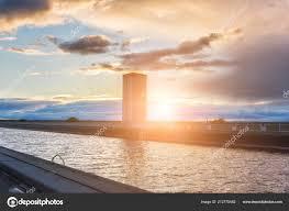 100 Magdeburg Water Bridge River Elbe Havel Canal Stunning
