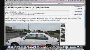 100 Craigslist Parts For Trucks Craigslist Brownsville Auto Parts By Owner Doggyselfiecom