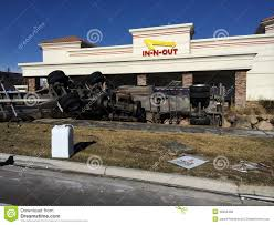Semi Trailer Carrying Milk Rolled Over Into In-n-Out Restaurant ... Kidco Vintage Semi Truck 150 Die Cast Road Baron 106 Tractor Hshot Trucking Pros Cons Of The Smalltruck Niche Sundowner Trailer Cporation Carrying Milk Rolled Over Into Innout Restaurant Mack Trucks Wikipedia Nyc Dot And Commercial Vehicles Western Star Home Trail King Industries 2005 Imco Live Floor Erickson N Parts Jackson Mn Usa Rayside Welcome How To Alley Dock A Students Must See Youtube