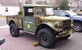 No Reserve: 1953 Dodge M37 4X4 For Sale On BaT Auctions - Sold For ... 1952 Dodge M37 Military Ww2 Truck Beautifully Restored Bullet Motors Power Wagon V8 Auto For Sale Cars And 1954 44 Pickup 1953 Army Short Tour Youtube Not Running 2450 Old Wdx Wc 1964 Pickup Truck Item Dc0269 Sold April 3 Go 34 Ton 4x4 Cargo Walk Around Page 1 Power Wagon Kaiser Etc Pinterest Trucks Wiki Fandom Powered By Wikia