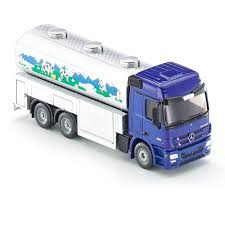 100 Truck Model Amazoncom 150 Siku Milk Collecting Toys Games