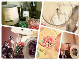 Fillable Craft Table Lamp by Taylors4you Diy Glass Filled Lamp With Gumballs