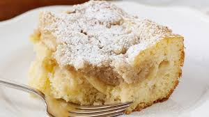 Apple Pie Cake Recipe BettyCrocker