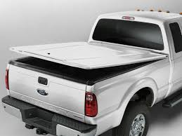 Tonneau/Bed Covers - Hard Painted By UnderCover, White Platinum ...