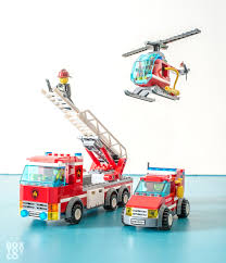 All About Amazoncom Lego City Fire Station 60004 Toys Amp Games ...