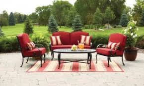Azalea Ridge Patio Furniture Replacement Cushions by Better Homes And Gardens Replacement Cushions The Gardens