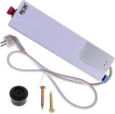 weishazi mini tankloser elektrischer durchlauferhitzer für innendusche badezimmer küche 220v 3000w