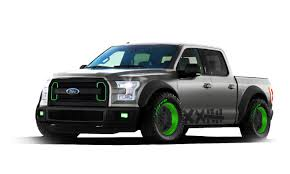 100 Concept Trucks 2014 2015 F150 Pickups May Be The Hottest We Will See At