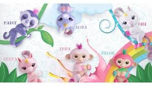 WowWee Reveals New Fingerlings Emma Marge Alika Gemma And Melon