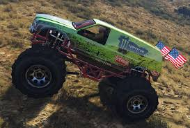 Monster Energy - Monster Truck - GTA5-Mods.com Monster Energy Pro Mod Trigger King Rc Radio Controlled Team Energysup D10sc 97c889d10scepsctr24gblue This Is A Custom Made Desert Trophy Truck Donor Chassies Was Traxxas Stampede 4x4 Rtr Mutant Limited Editiion Us Koowheel Electric Car Off Road Cars 24ghz Remote Summit Brushless 116 Model Car Truck New Arrival 2016 Wltoys L323 2 4ghz 1 10 50km H Vehicles Batteries Buy At Best Price Axial Deadbolt Mega Cversion Part 3 Big Squid Amazoncom 8s Xmaxx 4wd