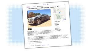 Craigslist Ads From The Future: Feral Autonomous Cars For Sale