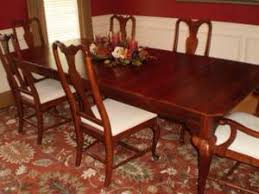 best bob timberlake lexington dining table w chairs for sale in