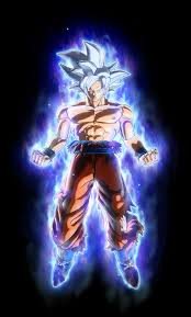 Perfected Ultra Instinct Goku