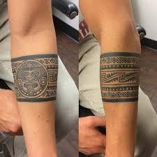 Aztec Armband Tattoo Aztek Kol Bandi Dovmesi